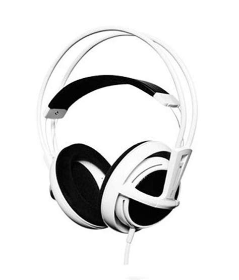 buy steelseries siberia v1 headset white at best