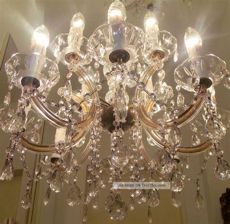 Kronleuchter Preiswert by Kronleuchter 12 Flammig Glas Pendelleuchte Modern