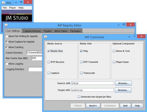 tutorial java media framework скачать java media framework бесплатно для windows xp 7