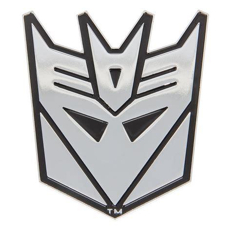 Emblem Transformers Autobots Transformer Autobot Chrome chrome emblem autobot novelty adhesive decepticon transformer emblem for trucks ebay