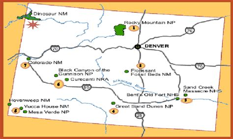 colorado parks and monuments tour