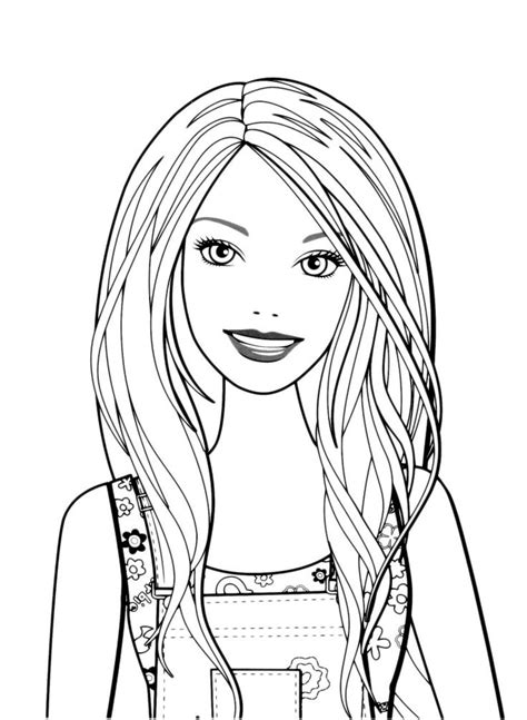 coloring pages cute princess very cute princess coloring page fun stuff pinterest