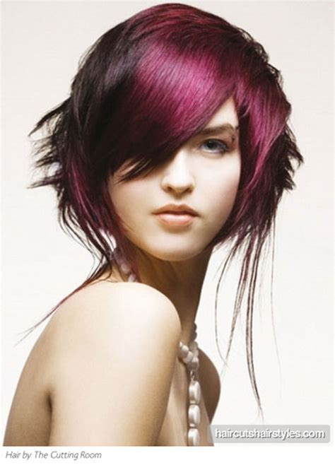 punk hairstyles color 2012 punk hair color trends trendy hairstyles