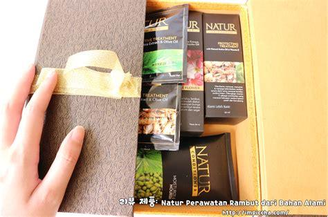 Shoo Dan Conditioner Natur review natur perawatan rambut dari bahan alami im piccha
