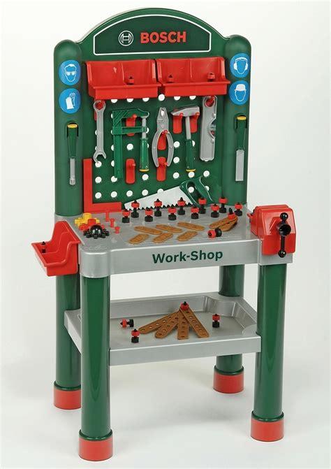 werkbank voor kinderen  accessoires klein theo