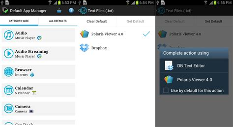 android default apps how to manage the default apps on android devices the easy way