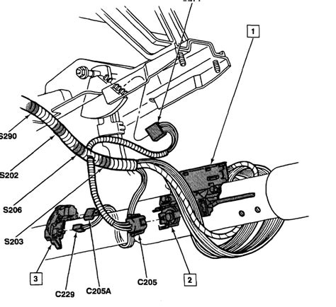 chevy le neutral safety switch wiring diagram wiring