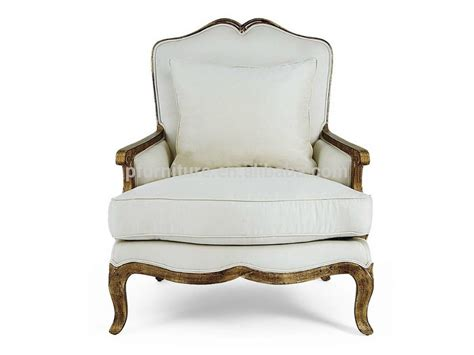 classic upholstered single sofa chair furniture