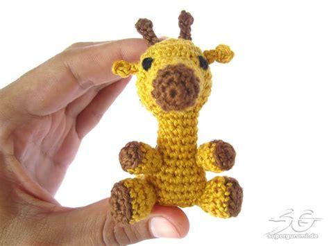 crocheting with amigurumi crochet giraffe pattern supergurumi