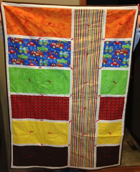 Baby Boy Quilt Ideas by Baby Boy Quilt Firefighter Theme Baby Quilt Ideas