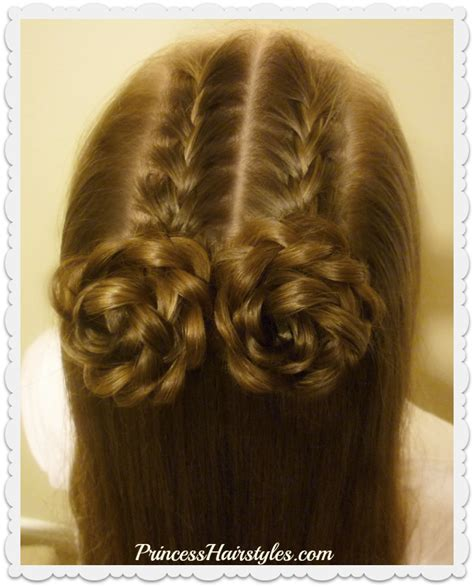 Hairstyles Buns Braids by Hairstyles For Princess Hairstyles