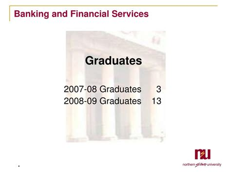 College Of Banking And Financial Studies Mba by Ppt Northern State School Of Business Banking