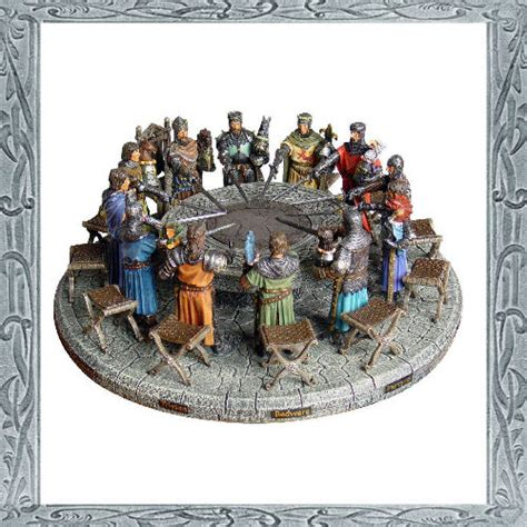 cavalieri tavola rotonda la tavola rotonda vendita miniature storiche avalon