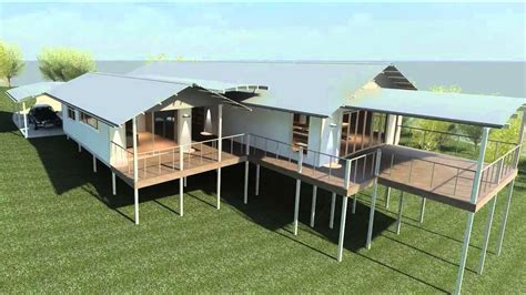 bush and homes daintree design