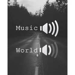 Music and the world pictures photos and images for facebook tumblr