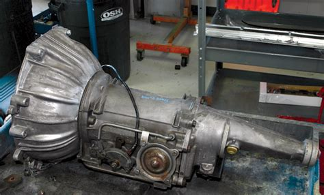 Ford C4 Transmission by Techtips Ford C4 And C6 Automatic Transmission History