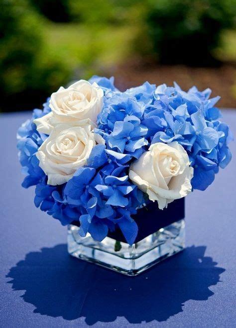 blue flowers centerpieces best 25 blue flower arrangements ideas on