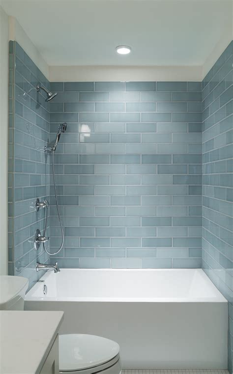 blue subway tile bathroom interior design ideas home bunch interior design ideas