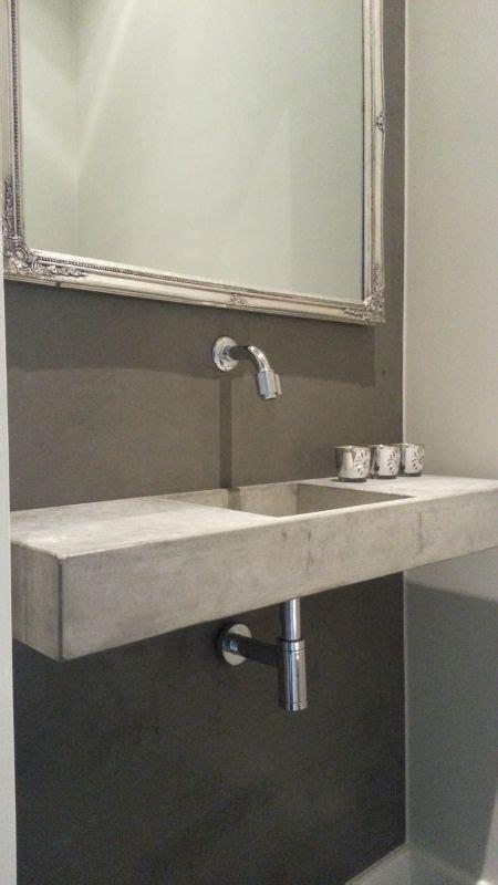 fontein meubelen betonnen toilet fontein maatwerk solidus meubelen wc