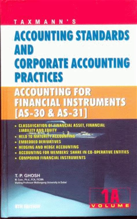corporate financial accounting books accounting standards and corporate accounting practices