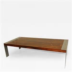 midcentury modern coffee table milo baughman mid century modern coffee table