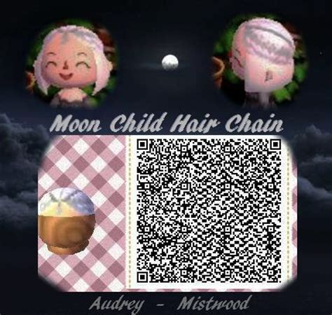 acnl hairstyles with hats a collection of cute qr codes animal crossing