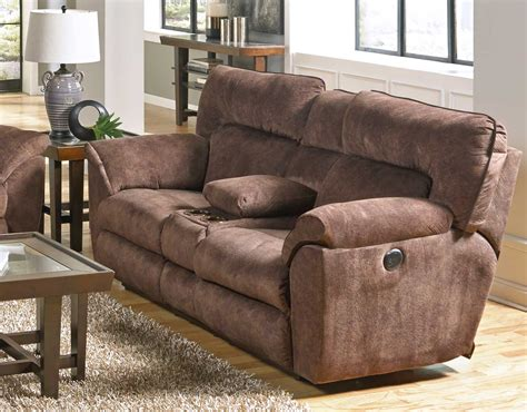 Nichols Power Recliner Nichols Power Recliner Nichols Power Lay Flat Recliner Chestnut Recliners And Rockers Living