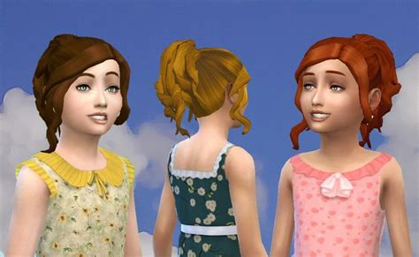 the sims 4 hair kids 1000 images about sims4 cc for kids on pinterest