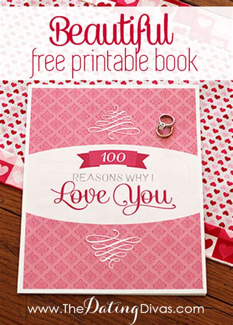 52 reasons why i you cards free printable templates 100 reasons why i you from the dating divas