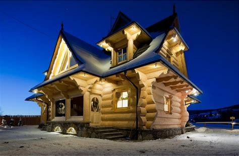 perfect little house company the perfect log cabin home design garden architecture