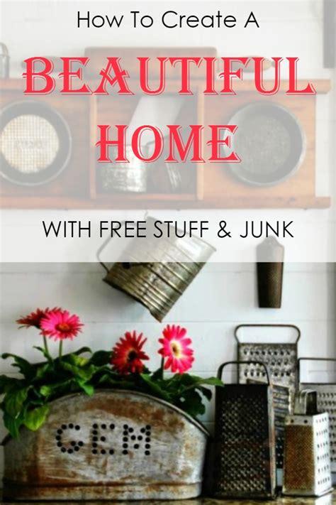 turn junk into fabulous farmhouse decor knick of time