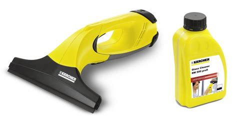 Vacuum Cleaner Karcher A2675 Jubilee karcher wv50 cordless window vacuum plus glass cleaner concentrate ebay