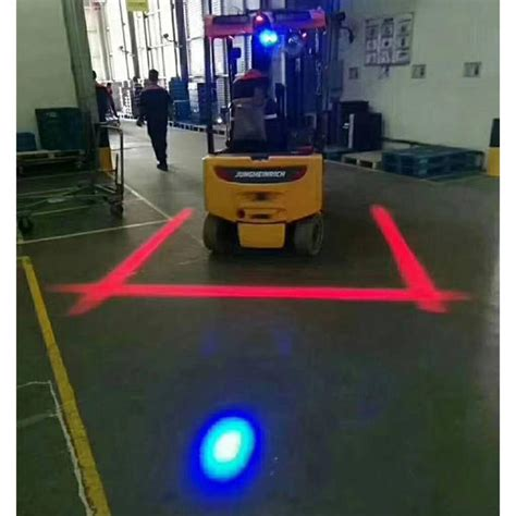 blue forklift safety light xrll blue spot light forklift led driving lights for cars