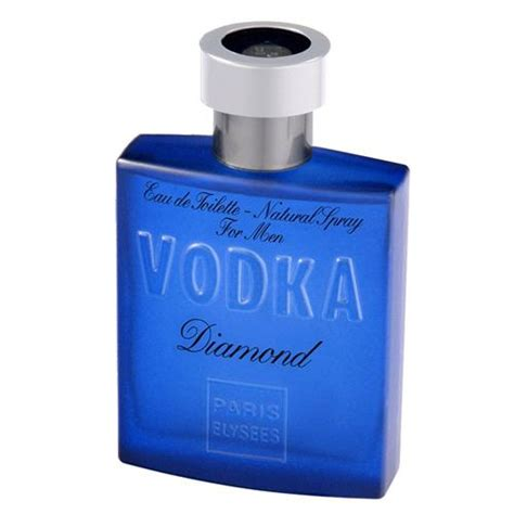 Edt 100ml Os vodka eau de toilette elysees perfume masculino 100ml masculino no br