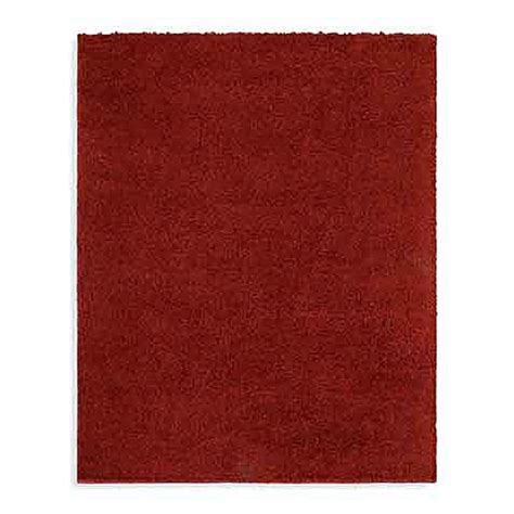 cranberry bath rugs shaw ultra shag collection cranberry rectangle rugs bed bath beyond