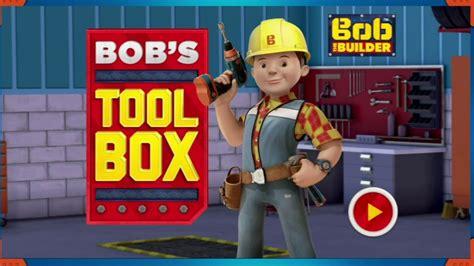 Kaos Bob The Builder Toolbox bob s toolbox bob the builder pbs free children s