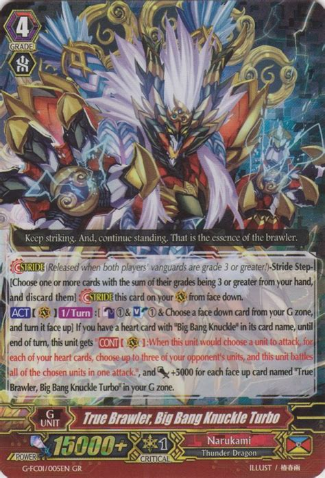 Cardfight Vanguard True Eradicator Aconitum Linchu Eng cfv 5th anniversary poll results top 5 of every clan other tcg discussion yugioh card