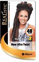 buy bijoux premium realisitic synthetic new afro twist braid bijoux realistic premium realisitic synthetic new afro
