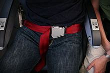 sabuk model seatbelt pesawat seat belt