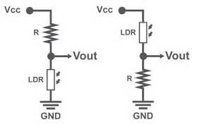 ldr pull up resistor arduino