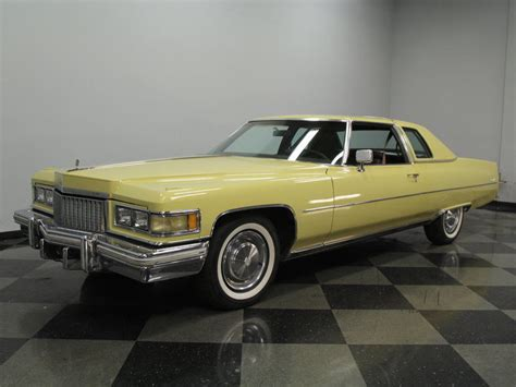1975 cadillac for sale 1975 cadillac coupe for sale