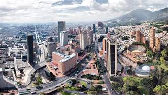 bogota city in colombia thousand wonders