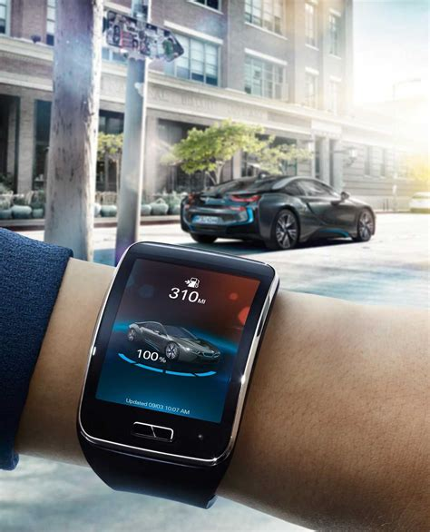Samsung Release The I8 by Bmw I Remote App A Winner In The Ces Innovation Awards