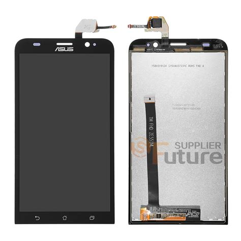 Promo Lcd Touchscreen Asus Zenfone 2 5 5 Ze551 Z00ad asus zenfone 2 ze551ml lcd assembly black etrade supply