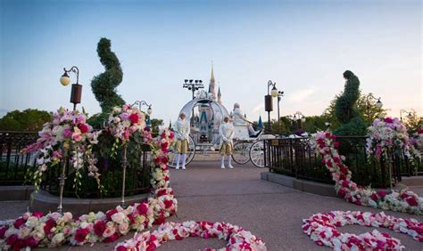 Disney launches new fairy tale themed wedding venue   Easy