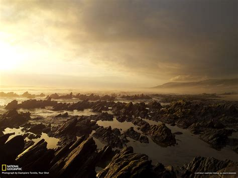 Landscape Photography Channels Sunset Picture Landscape Wallpaper National