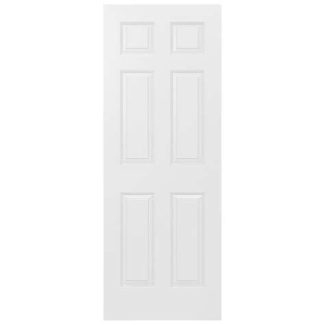 Jeld Wen 28 In X 78 In Colonist Primed Smooth Solid Core 28 X 78 Interior Door