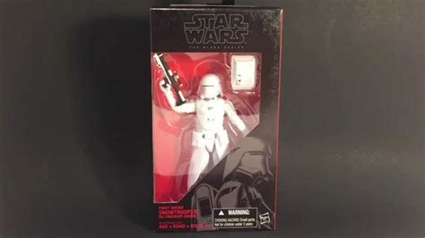 Soft Black Series By Order unboxing the new 6 quot wars black series the awakens order snowtrooper 12
