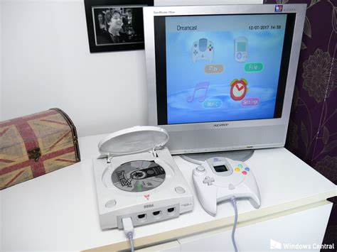 console dreamcast the sega dreamcast microsoft on consoles before the days