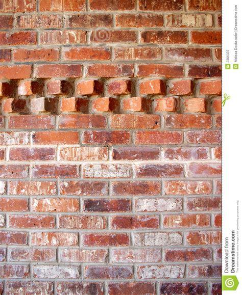 brick wall pattern uva brick wall with accent pattern stock image image 2306337